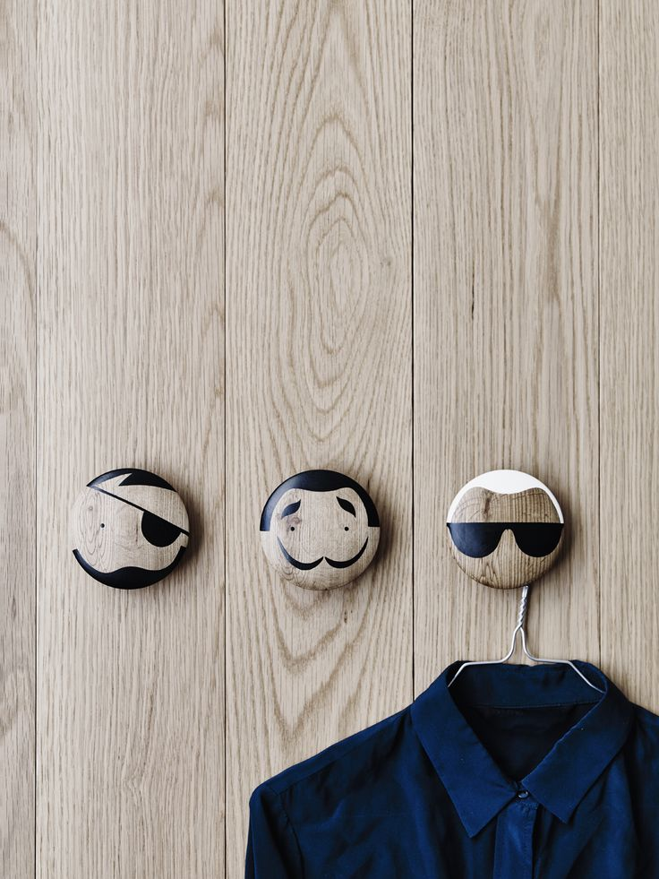 Sketch.inc Wall Hooks  /  Lucie Kaas
