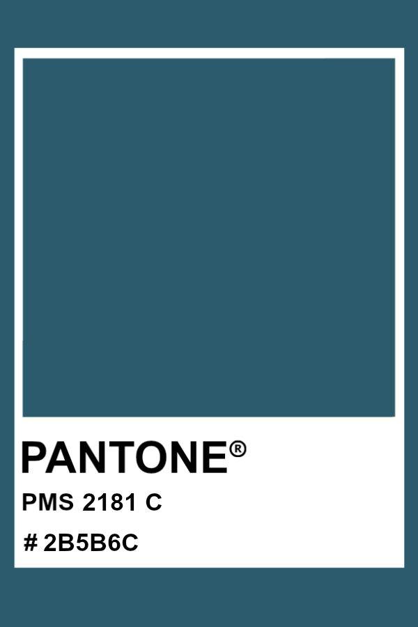Pantone 2181 C Pantone Color Pms Hex In 2020 Pantone