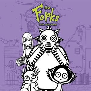 Check out the comic The Forks With Spiky Hands :: Morning 17-18