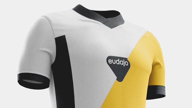 Design do novo Logo Eudajo Uniformes Esportivos