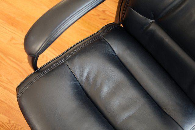 Leather Furniture Hunker, Can I Use Furniture Polish On Leather