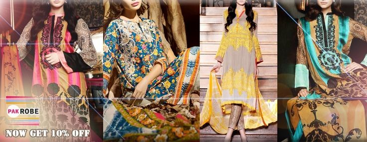 We provide high quality Pakistani Indian Designer Clothes & Bridal Dresses Online. Get 10% OFF 1st Order with Worldwide Delivery & Custom Tailoring.