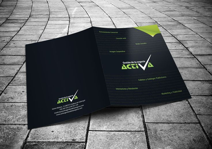 Diseño de carpeta Activa | Dolphin Tecnologías