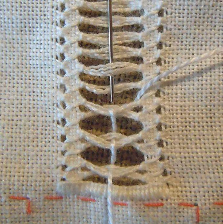 El placer de bordado: Enero 2012