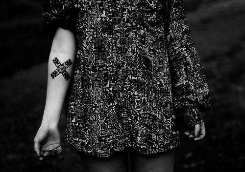 Julia 18 Sweden At Nu Eller Aldrig Tattoo.