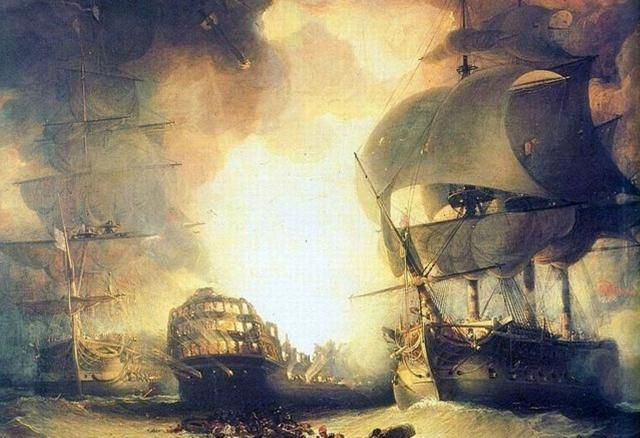 Wars of the French Revolution: Battle of the Nile