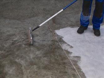 Betonnen keldervloer waterdicht maken, eenvoudig aan te brengen, diep penetrerende sealer voor doe het zelver en professional. Voor een gezonde keldervloer!