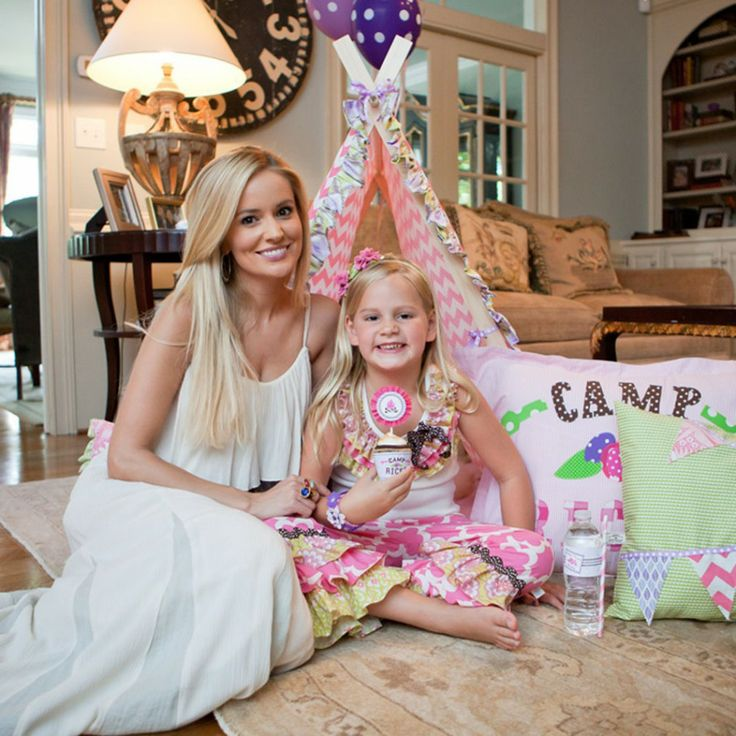 Glam Camping Girl Glamping Printables Collection with Emily Maynard and Ricki