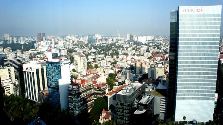 Regus New York Life, Mexico City
