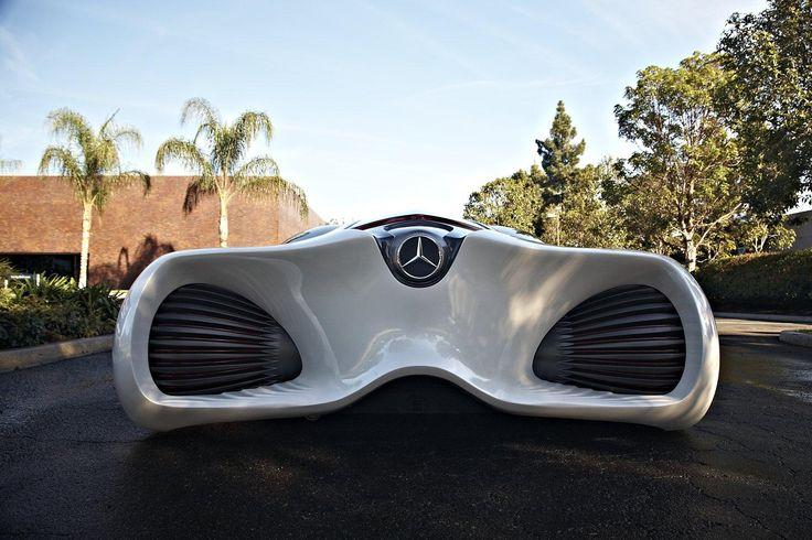 Mercedes-Benz BIOME Concept Design 2011 wallpaper