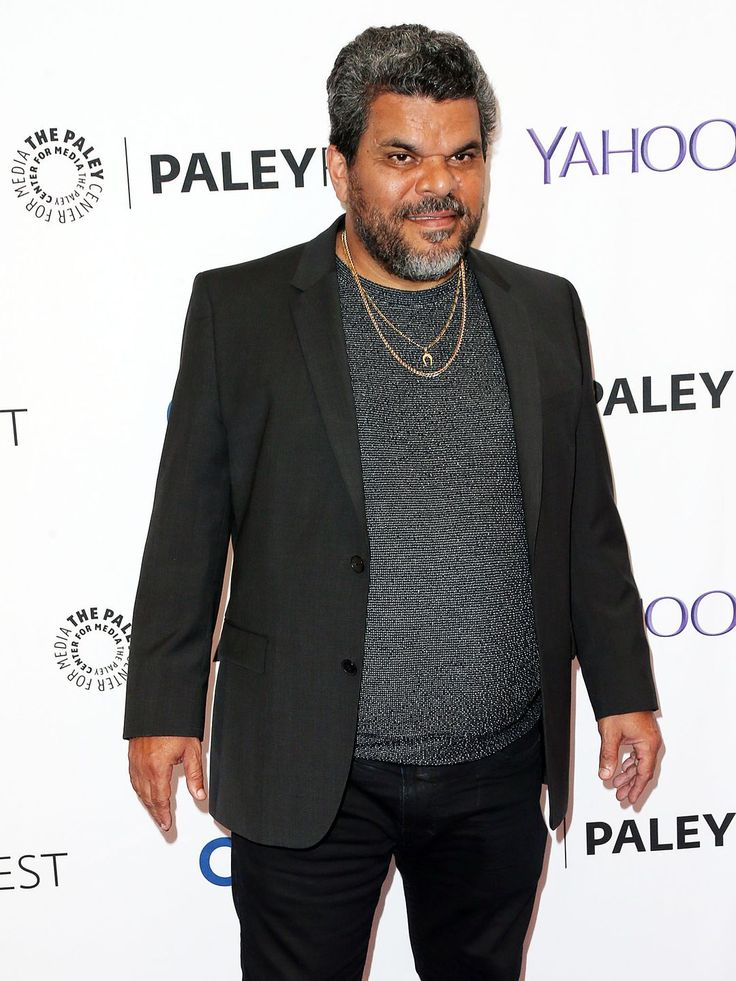 "Actor Luis Guzman of the television show ""Code Black"" attends The Paley Center for Media's PaleyFest 2015 Fall TV Preview for CBS at The Paley Center for Media in Beverly Hills.  Frederick M. Brown, Getty Images"