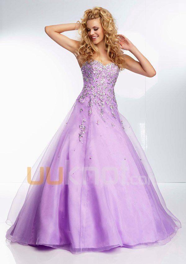 30 mejores imágenes de Ball Gown Prom Dresses en Pinterest ...