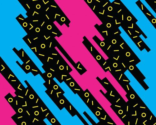 80年代 パターン