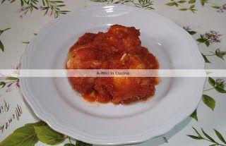 A-Mici in cucina: Polpette di ricotta al sugo