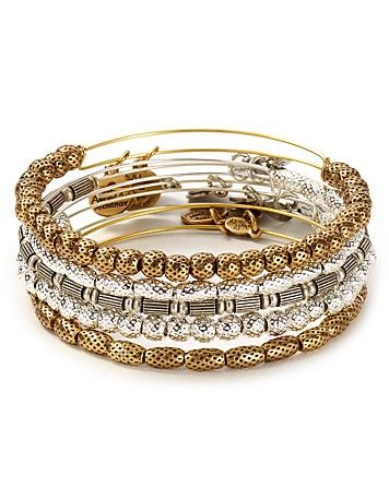Alex And Ani Euphrates Bangle Bloomingdale S