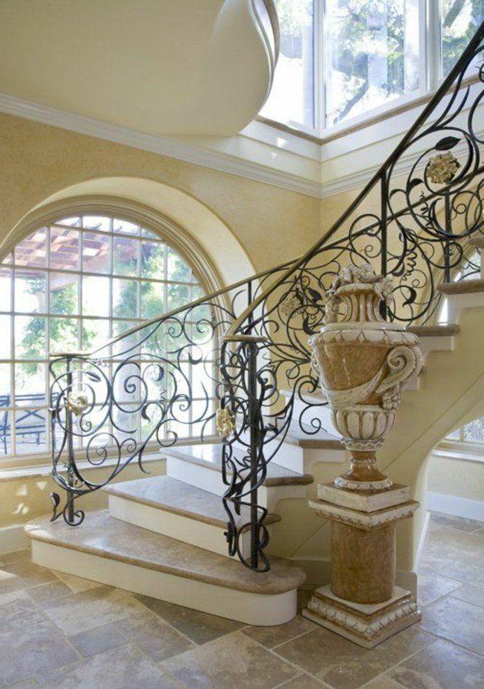 Les 50 Meilleures Images Du Tableau Escalier Sur Pinterest Escaliers Escalier Tournant Et