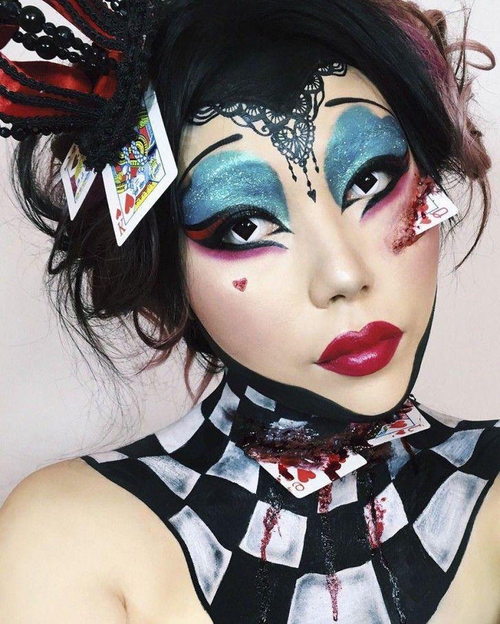 Die Make-Up Techniken dienen heutzutage nicht mehr nur dazu, sich ein wenig herzurichten bevor man raus geht. Wir wir bereits bei Lucia Pittalisgesehen haben, ist Schminke zu allerhand fähig. Mimi…