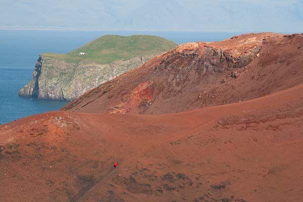 Islande Volcan Vestman