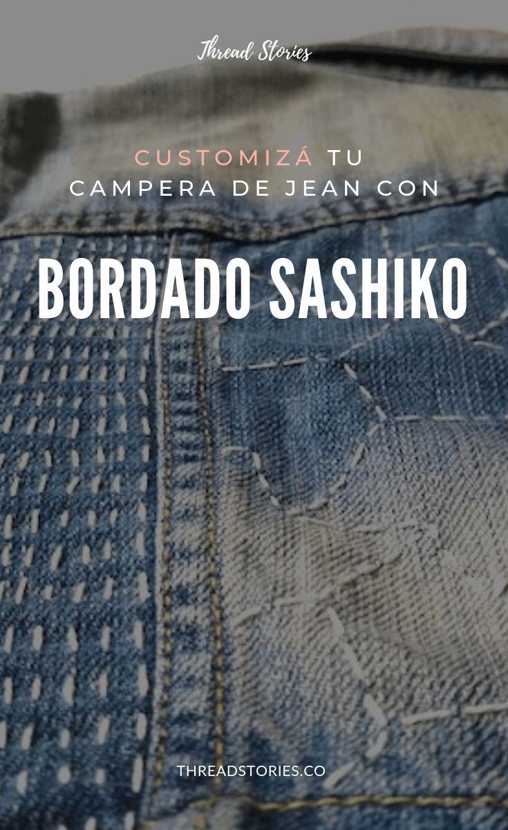 El Desafío Sustentable: Remodelá tu campera de Jean con Bordado Japonés Sashiko. Moda Sustentable. Moda Sostenible. Moda Consciente #moda #sashiko #chaqueta #campera #denim #jeans #bordado #bordadosashiko #bordadojapones #tutorial #modasustentable #modasostenible #reciclar #customizardenim #customizarjeans #personalizar #personalizardenim #customizarprendas #customizarropa #remodelar #tecnica #zerowaste #reusar #reducir #residuocero #sashikojapones #modacircular #espanol #español… Abstract Embroidery, Sashiko Embroidery, Hand Embroidery, Machine Embroidery, Jean Bordado, 3d Pattern, You Better Work, Sewing Toys, Boro