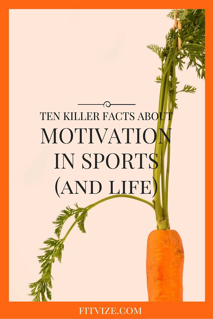 "Let's try to deal at least partially with such a cumbersome topic as ""sports motivation"". To cheer you up, here is the good news: a lack of motivation does not equal laziness. Read more at https://fitvize.com/2016/06/04/truth-or-dare-10-cutthroat-facts-you-need-to-know-about-motivation-in-sports-and-life/"