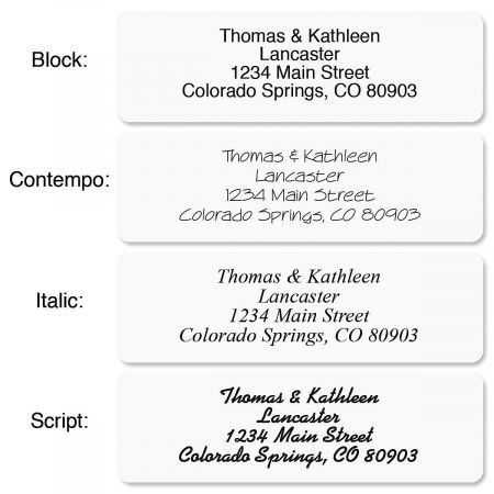 Best 25+ Clear address labels ideas on Pinterest Vellum envelope - sample address label