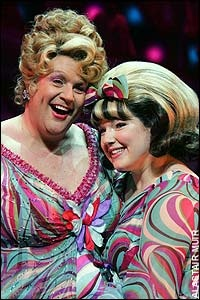 Michael Ball in Hairspray. Love him so much, wish I could have seen him in this musical.