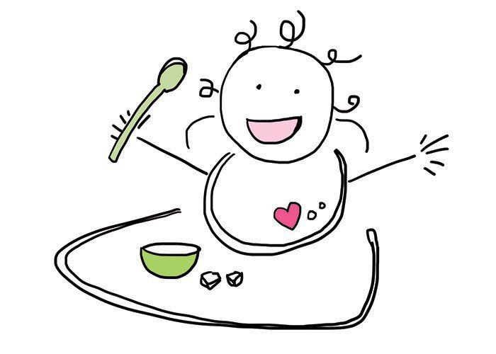 Dans quel ordre doit-on introduire les aliments solides chez bébé? Par quoi débuter? Pour le savoir et bien suivre cette étape, imprimez ce tableau gratuit!