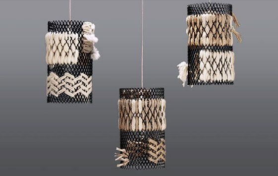 Carbono Atelier - buenos aires // Decor Wool&Leather-Lighting