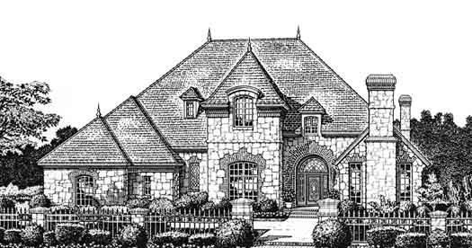 english style house plans country style house plan floor plans 17482