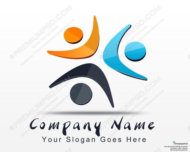 Create a Free Logo | ... logo design psd download premium psd ...
