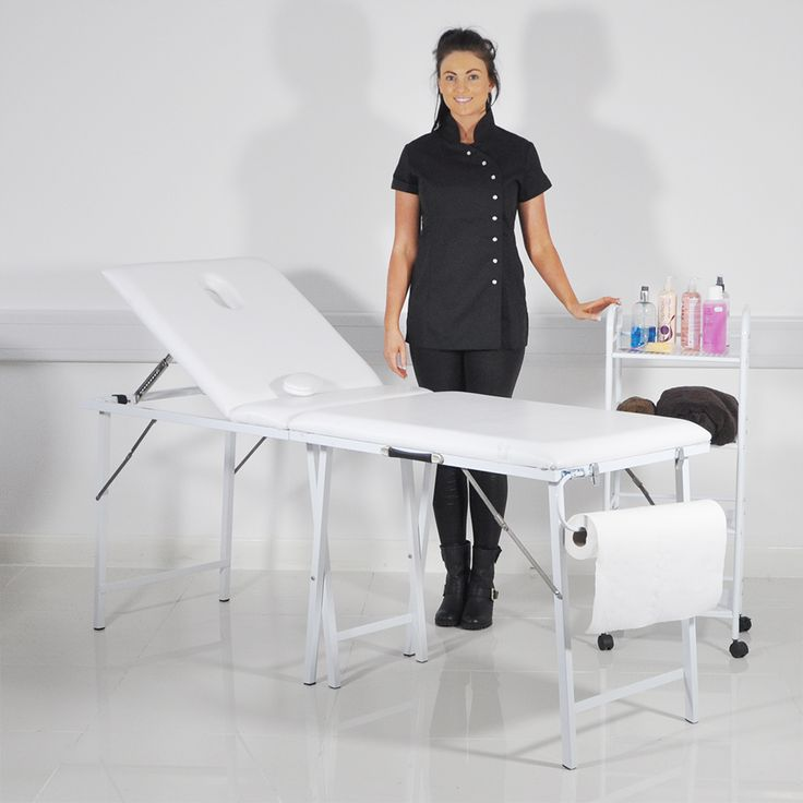Our Portable Massage Couch is perfect for mobile beauty therapists or anywhere space is at a premium. Complete with carry case and priced at only £99.99 including free UK delivery. #portablemassagecouch #beauty4less #beautyequipment