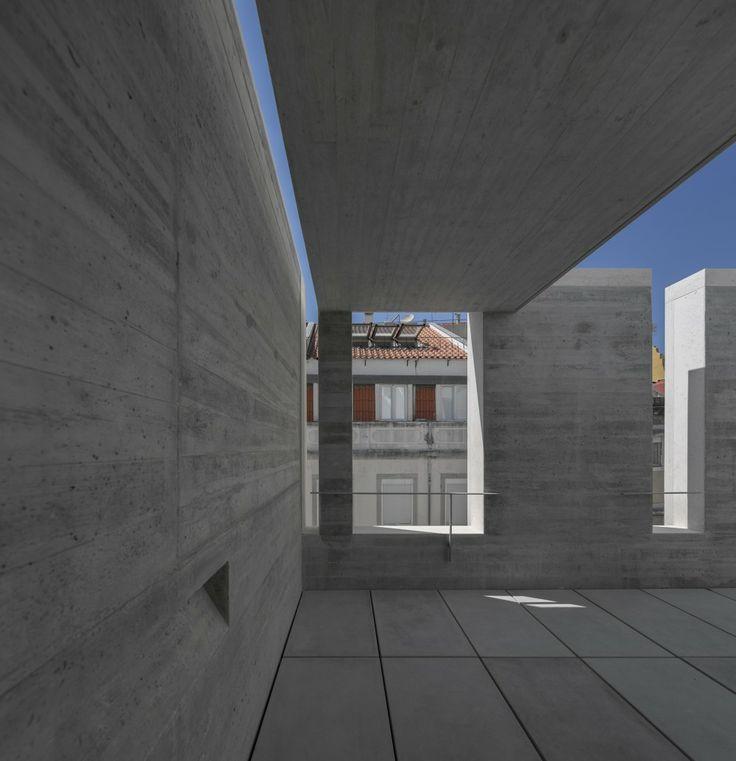 Galería De Vivienda En Lisboa / ARX PORTUGAL Arquitectos   20