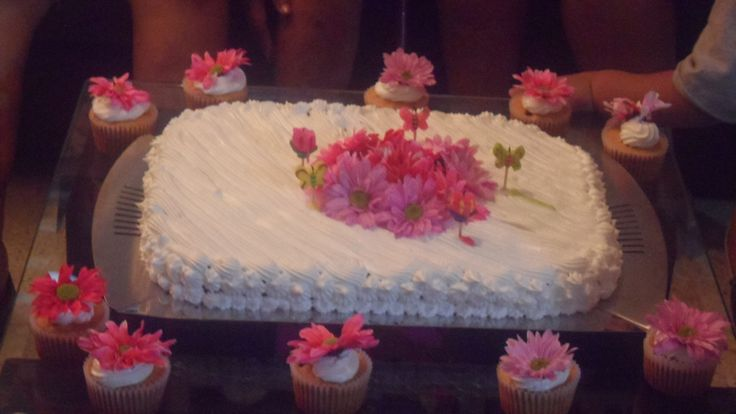 cakes flores