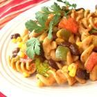 southwestern pasta--this looks easy and yummy