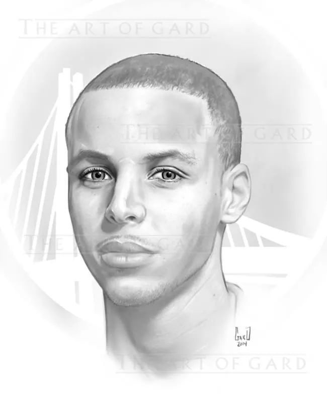 The Art of GARD | DubsNation | Pinterest | Curry, Drawings ... Stephen Curry