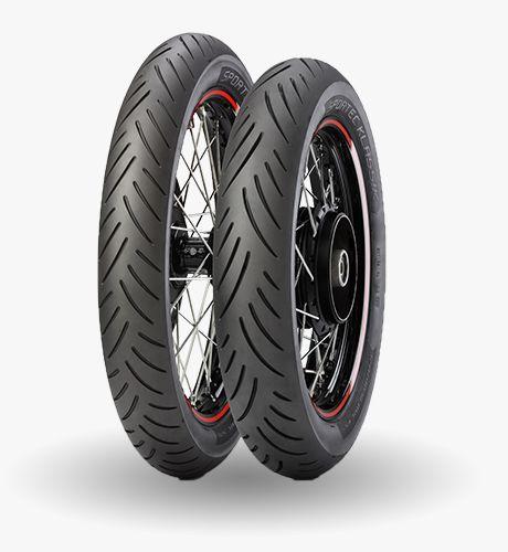 Metzeler SPORTEC KLASSIK Tires.