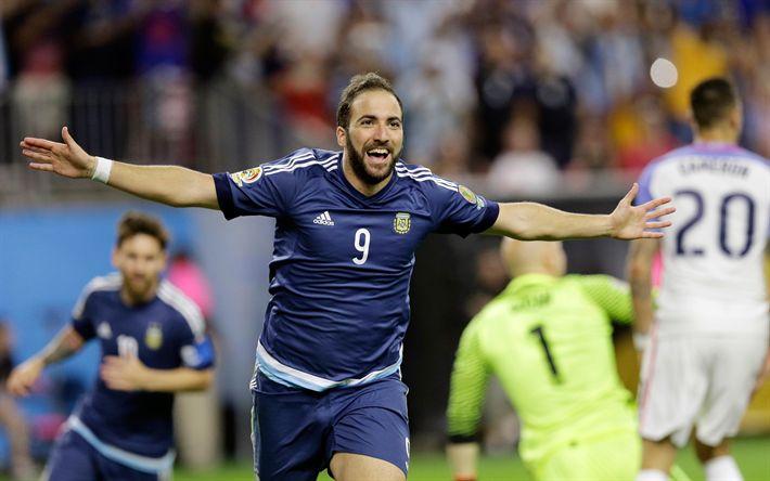 Lataa kuva Gonzalo Higuain, Jalkapallo, Argentiina, eteenpäin, Argentiinalainen jalkapalloilija