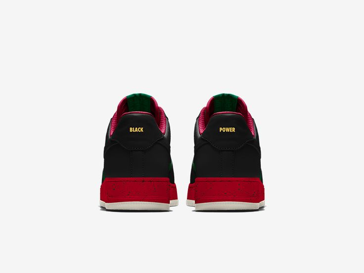 """SAADA AHMED'S 5×5 """"POWER TO THE PEOPLE"""" NIKE 5X5 SNEAKERLAB COLLECTION IS GLORIOUS 
