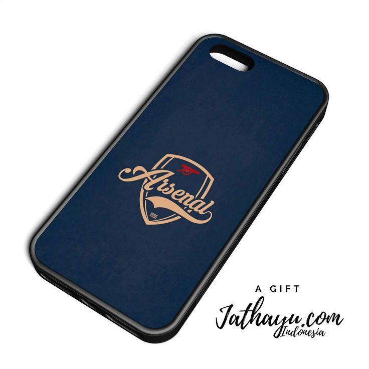Custom cases all iphone arsenal est 1886 logo
