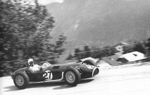 Peter Westbury Ferguson P99 1961.