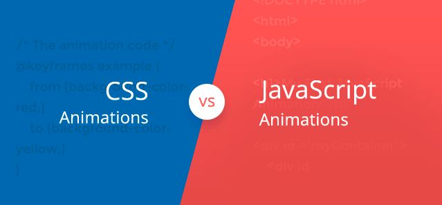 Javascript Vs. Css : Which is best for animation?   CSS is perfectly suited for hover state animations (turning a link blue when the mouse is positioned over it for example) which are very often the extent to which basic web pages include animation. CSS transitions fit seamlessly into existing stylesheets allowing developers to avoid bloating their pages with unnecessary JavaScript libraries. Whats more CSS animation delivers blazing performance out of the box. But theres a false belief in…