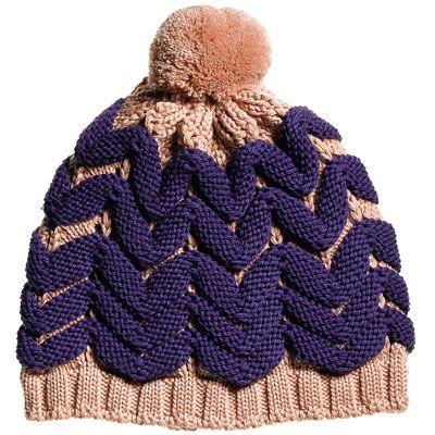 MISSONI Wool Knit Cap