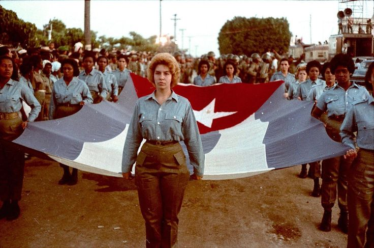 From JSO  Photo Gallery:  1964 images show Cuba after the revolution