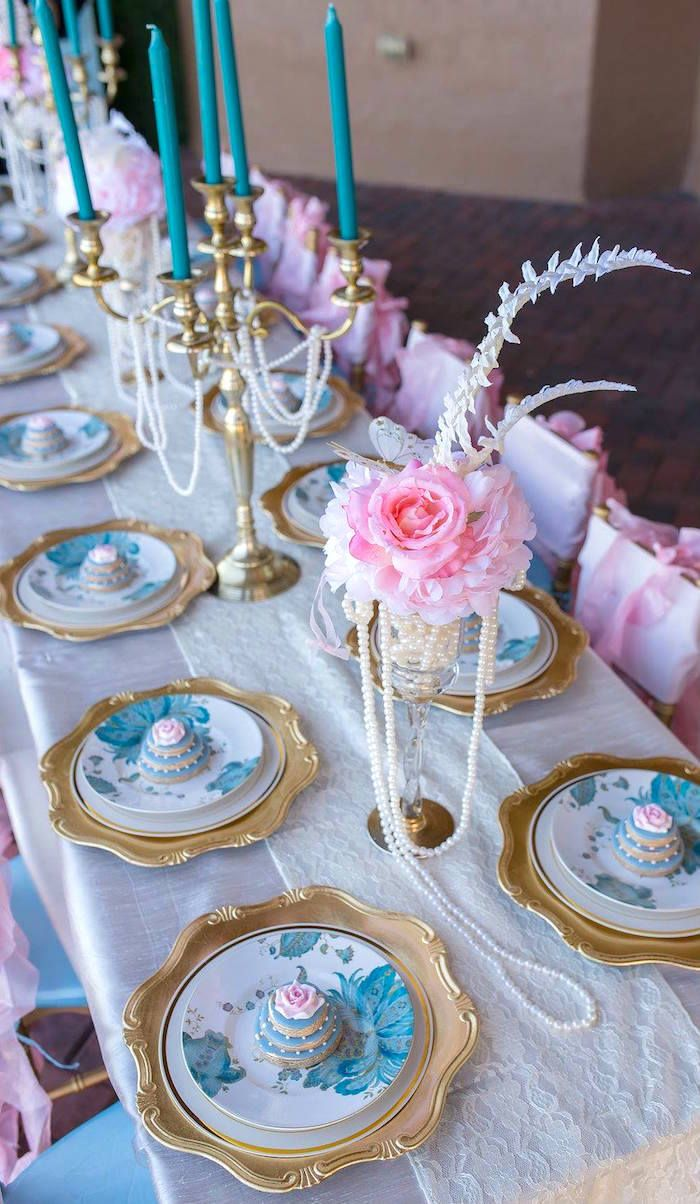 Tea time tea birthday party via kara s party ideas karaspartyideas com - Kara S Party Ideas Presents A Marie Antoneette Inspired Birthday Party You Ll Find Party Decor Ideas Food And Menu Ideas And Activities