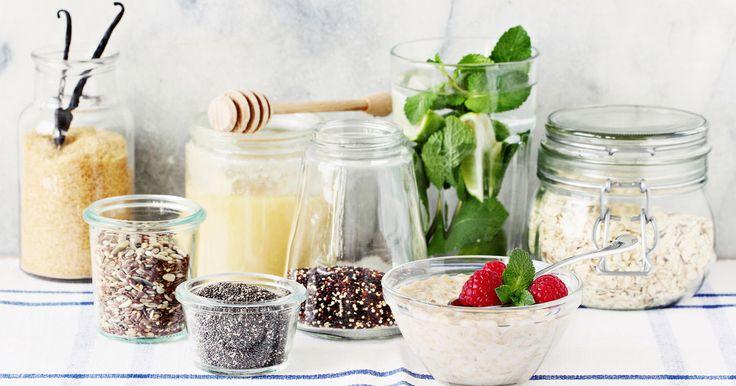 Sie essen Ihre Haferflocken immer mit Milch oder Joghurt, dazu Obst und Nüsse? Auch wenn diese Variante wirklich lecker ist, haben wir fünf Ideen, wie Sie Ihr Frühstück noch aufregender zubereiten können