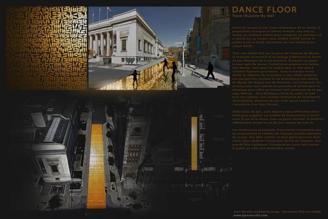 Un DANCE FLOOR à ciel ouvert devant la façade du MBAM cet été | NIGHTLIFE.CA