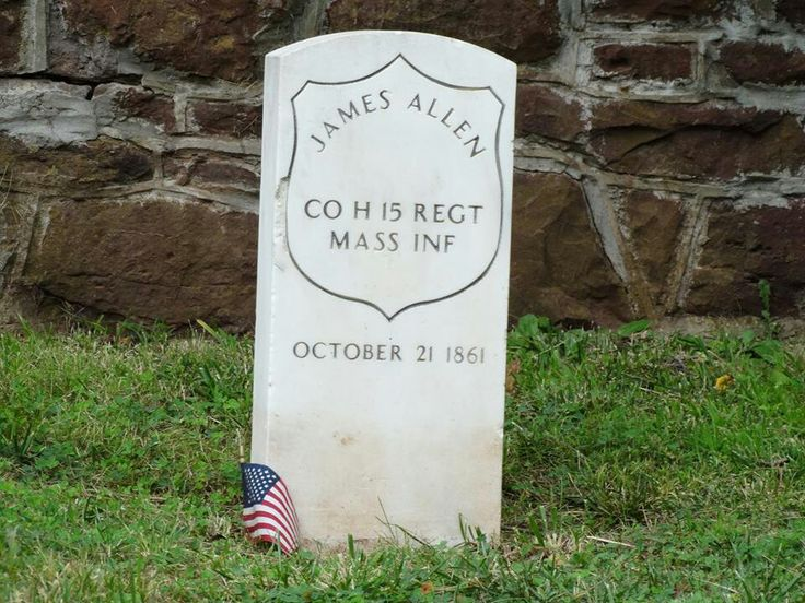 28 best civil war balls bluff images on pinterest civil wars only known soldier buried in balls bluff national cemetery fandeluxe Image collections