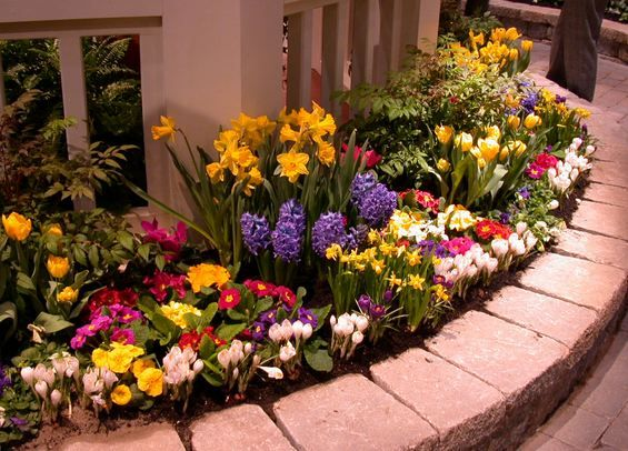 Flower garden ideas are a plan to establish your garden filled with beautiful flowers. Garden is a wonderful place to use as a place to refresh your mind and yourself. For it will flower garden planning is urgently needed. This plan is made for those who want a more orderly flower garden with neat and …