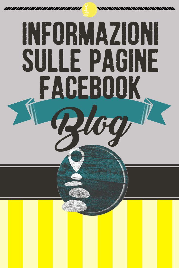 Non sottovalutare le pagine di Facebook. Se quello che fai porta un beneficio ai tuoi clienti, Facebook porterà un beneficio alla tua attività.