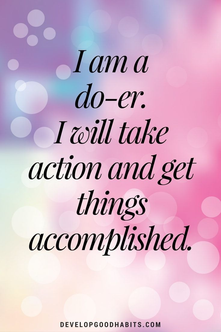 Image result for readiness action affirmation pic quote